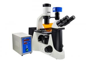 China V/UV Filter Upright Microscope And Inverted Microscope Attachable Mechanical Stage on sale