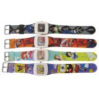 China Big Face Customized Kids Analog Watch Cartoon Silicone Quartz Wrist Watch on sale