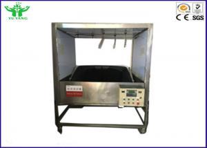 China 0~30A Environmental Test Chamber , 0~20N Car Universal Windshield Windscreen Wiping Test Equipment Wiper 0~400KPa on sale