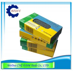 China Abrasive Rubber 100446253 For Charmilles EDM Wire Cut Machine Universal Cleaner on sale