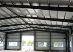 EPS Sandwich Panel Light Steel Structure Warehouse for Storage and workshop