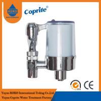China Kitchen Carbon Fiber / Granular Carbon Cartridge Tap Filter Faucet Mount Water Filter on sale