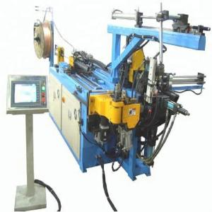 China 380V 50Hz Automatic Bending Machine With Cutting And Forming Function on sale