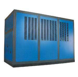 China Residential Central Air Conditioning Air Cooled Screw Chiller For Factory / Hospital / Hotel on sale