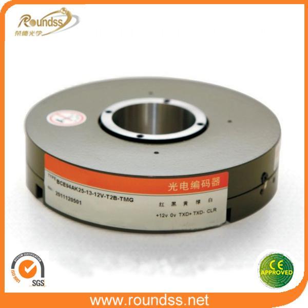 108mm Ultrathin Absolute Encoder / Single-turn Optical