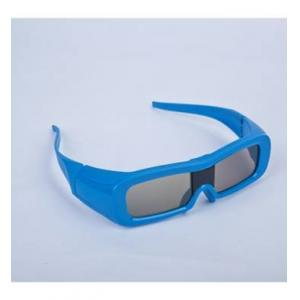 China ABS Material 3D Active Glasses DL-2033 with 150mAh lithium battery on sale