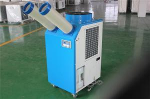 China 18700BTU Spot Air Cooler Industrial Spot Cooling Systems For Testing Requirements on sale