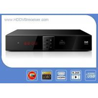 Fashionable ATSC Digital Receiver 512M DDR2 DC 5V / MPEG4 Set Top Box