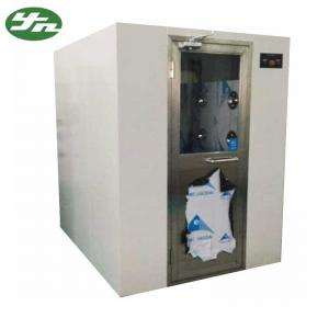 China Powder Coating Airlock Room Air Shower For Personnel Dust Decontamination Clothes Cleaning on sale