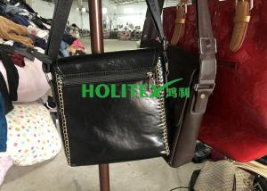China Leather Material Second Hand Bags New York Style Used Mixed Bags Health Certified on sale