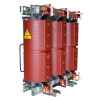 Three Phase Dry Type Transformer H Grade Non Encapsulated Air Insulation