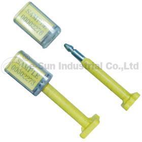 China Joints de degré de sécurité de récipient/joint faits sur commande boulon de récipient avec le code barres imprimé on sale