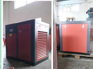 China 55KW Screw Type Oil Free Air Compressor / Industrial Oilless Air Compressors 75HP on sale