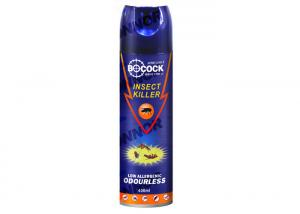 China Water Based Insecticide Spray 750ml Aerosol Bug Off Spray Insect Mosquito Repellent Spray on sale