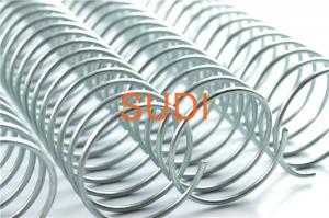 China Aluminium 3/1 Pitch 29.0mm Wire Book Binding on sale