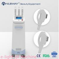 China three handles ipl home laser pigmentation machine for unwanted hair removal on sale