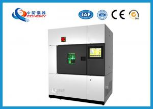 China ASTM D 2565 Xenon Lamp Weather Resistance Test Chamber Imported Components on sale