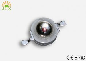 China 50, 000 Hours 660nm Red Color High Power Led 1W for LED Aquarium Light, 15 - 25lm on sale
