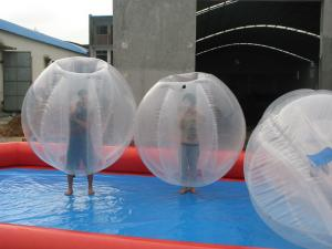 China kids funny durable large animated Inflatable bumpers ball/zorb ball on sale