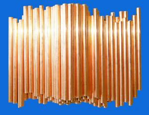 China Low Carbon Air Conditioning Copper Pipe For Cooling system ISO9001 / ISO14001 on sale