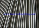 201 SS Square Tube Mirror Polished Stainless Steel Pipe 0.3mm-3.0mm Thickness