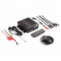 4G GPS WiFiSD Mobile DVR 720P MDVR kit Real Time Remote Monitor On PC Smartphone