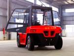 Empilhadeira diesel com certificação do CE - capacidade 1.5t~30.0t de levantamento - empilhadeira diesel 5 toneladas