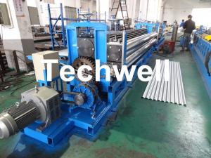 China Coil Thickness 0.18-0.4mm, High Strength Steel Sheet Horizontal Corrugated Sheet Roll Forming Machine supplier