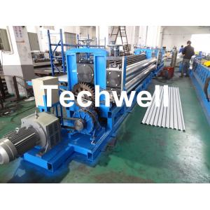 China Coil Thickness 0.18-0.4mm, High Strength Steel Sheet Horizontal Corrugated Sheet Roll Forming Machine on sale