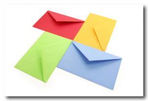 China kraft paper envelope on sale