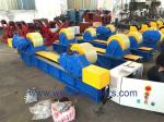 40 Ton Conventional Tank Turning Rolls With Lead Screw Adjustment AC Frequency Converter