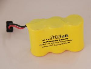 China High Voltage AA Nicd Battery Packs  on sale