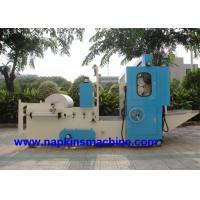 China 3 Phase Z Fold Hand Towel Tissue Paper Napkin Making Machine For Toilet / Kitchen on sale