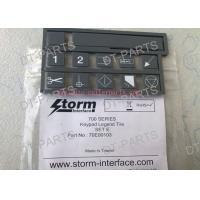 75709001 GT1000 Cutter Spare Parts Electric Silkscreen Keyboard Storm Interface Keyboard Silkscreen 700 Series