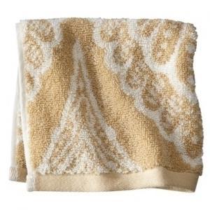 China 20% polyester 80% cotton jacquard colorbar decorative bath towels on sale
