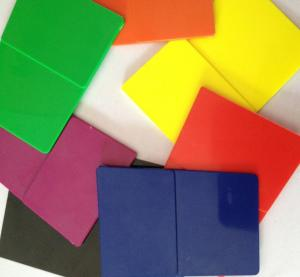 China hot sale ABS colored plastic sheets on sale