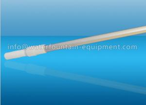 Ribbed Surface Swimming Pool Cleaning Tools Telescopic Pole