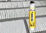 Winter Type PU Foam Spray Sealant 15 Centigrade Ambient Temperature Heat & Cold Resistant