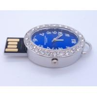 China Portable watch style 2g 4g 8g Jewelry USB  Flash Drive travel drives with customized logo on sale