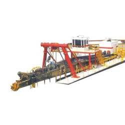 China gold panning ship for mining on sale