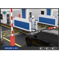 Unicomp Drive Through Vehicle X - Ray Scanner Checkpoint Detection Of Weapons