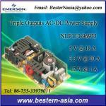 22A 110Wエマーソン(Artesyn) NLP110-9693Jの三倍はAC-DCの電源を出力します