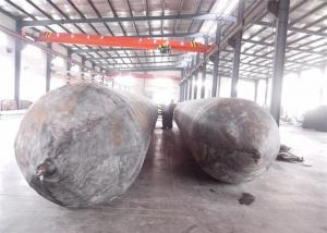 China Ship Floating Marine Salvage Lift Bags , Inflatable Buoyancy Bags Anti Wear Characteristic on sale