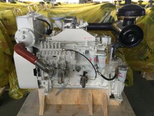China 4 Stroke Inboard Marine Diesel Engines , 120 HP Diesel Engine 6BT 5.9L on sale