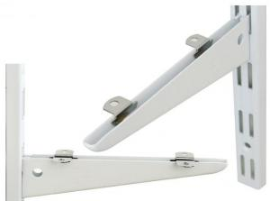 China High Precision Metal Hanging Brackets , Metal Bed Brackets Powder Coated on sale