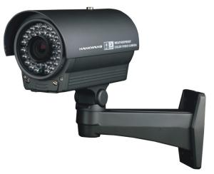 China Megapixel HAD II CCD 600TVL IR Bullet Cameras , Infrared Day Night Camera on sale