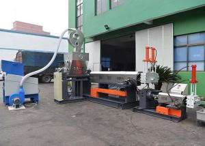 China LDS-03 Plastic Recycling Equipment  soft film hard scrap recycling machine on sale