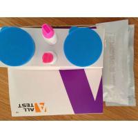 Qualified OTC Certification Sperm Concentration Rapid Test Cassette Home Testing Kits
