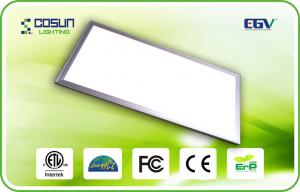 China 2*4 Commercial Recessed LED Ceiling Lights / Indoor LED Panel Light 6000K on sale
