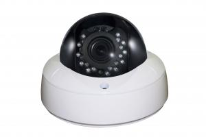 China 1M 720P/ 1.3M 960P HD-CVI IR Vandalproof Dome Camera With 2.8mm - 12mm Lens on sale